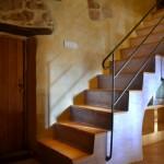 Escaleras casa Collado