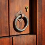 Puerta casa Collado