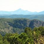Vista del Peñagolosa